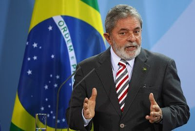 لولا دا سيلفا - رئيس البرازيل السابق