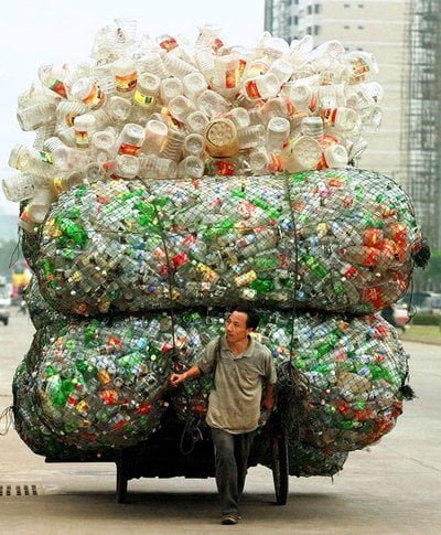 أفكار إعادة التدوير: أفكار إعادة تدوير الزجاجات البلاستيك 4