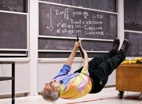 لماذا لا نفهم الفيزياء - خطايا تعليم الفيزياء 1