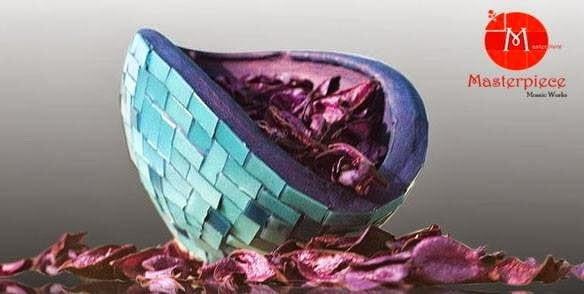 فن الموزاييك ( الفسيفساء ) بساطة وجمال