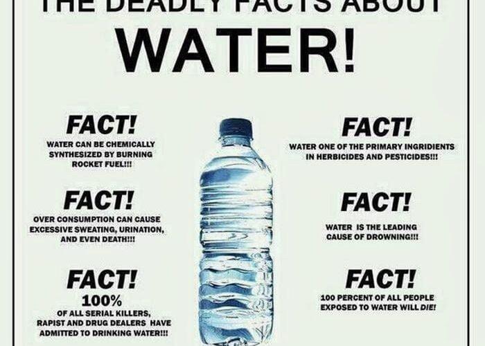 لماذا وقع المئات علي عريضة لحظر استخدام الماء ؟! 4