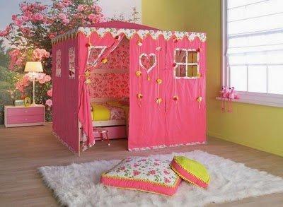 صور وأفكار جديدة لتصاميم غرف الأطفال 8