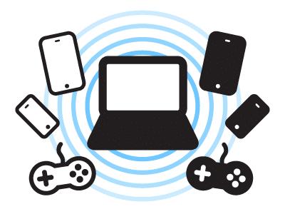 5 برامج لتحويل جهاز الكمبيوتر أو اللابتوب لراوتر لاسلكي  Wifi ! 10