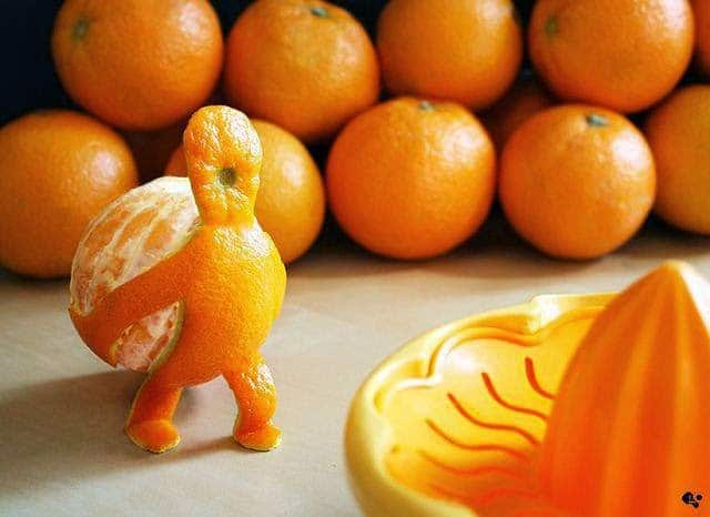 استخدامات و فوائد قشر البرتقال 5