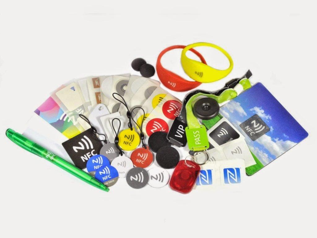 ماهي تقنية NFC و ما هي العلامات الذكية NFC Tags ? 2