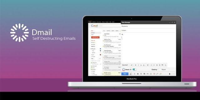 طريقة حذف و تدمير رسائل البريد الإلكتروني ذاتياً بعد إرسالها 4
