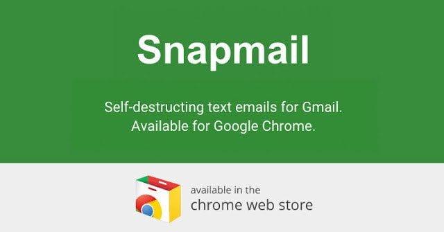 طريقة حذف و تدمير رسائل البريد الإلكتروني ذاتياً بعد إرسالها 7