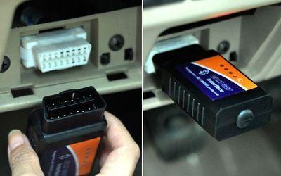طريقة تشخيص اعطال سيارتك باستخدام الهاتف الجوال بتقنية OBD 4