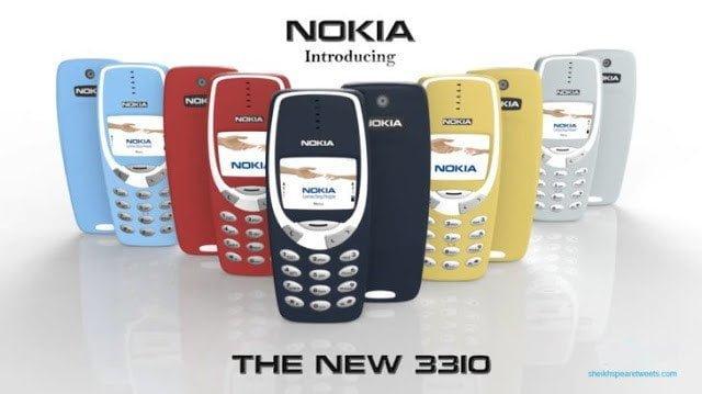 تعرف على مواصفات هاتف نوكيا 3310 الجديد 1