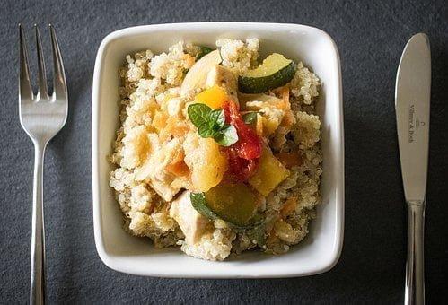 الكينوا أُم الحبوب : غذاء نباتي كامل و صحي و خالي من الغلوتين 2