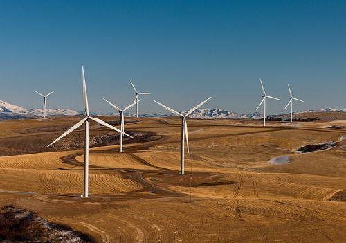 دراسة : مزارع الطاقة الشمسية والرياح قد تحول الصحراء لمروج خضراء ! 2