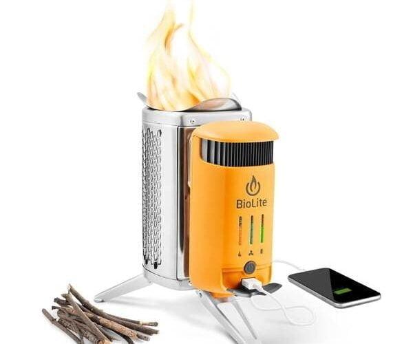 BioLite موقد يمكنه طهو طعامك وشحن هاتفك، كيف يعمل ؟ 5